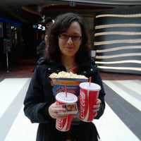 Photo taken at CineStar Vukovar by Slaven M. on 12/29/2013