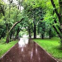 7/26/2013 tarihinde Алёнушка Р.ziyaretçi tarafından Парк «Северное Тушино»'de çekilen fotoğraf