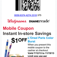 Photo taken at Duane Reade by Pretty in my Pocket on 7/23/2013