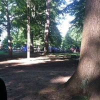 Photo taken at Central Park by Melanie P. on 9/3/2014