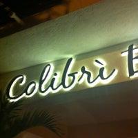 Photo taken at Hotel Colibrí Beach by Nanoo P. on 11/1/2012