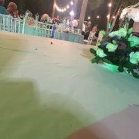 Photo taken at Balçova Termal Otel Palmiye Düğün Alanı by Catcins on 9/8/2018