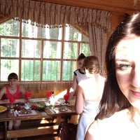 Photo taken at Шашлычная Гуси-Лебеди by Яна С. on 6/29/2013