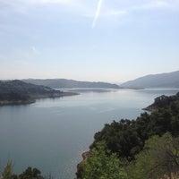 Photo taken at Lake Casitas by Shynar G. on 3/28/2013