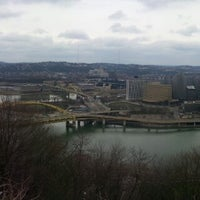 Photo taken at Thomas J. Gallagher Overlook by Rebecca L. on 3/17/2013