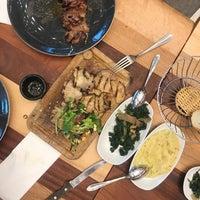 10/14/2018 tarihinde Mert M.ziyaretçi tarafından Günaydın Kasap & Steakhouse'de çekilen fotoğraf
