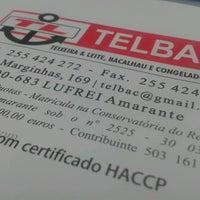 Photo taken at Telbac by José M. on 3/27/2013