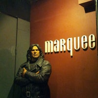 Photo taken at Marquee by Loly R. on 3/23/2014