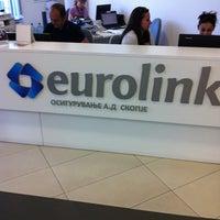Photo taken at Eurolink Branch office MI-DA by Aleksandar R. on 7/2/2013