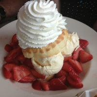 Photo taken at The Cheesecake Factory by Aurora L. on 4/7/2013