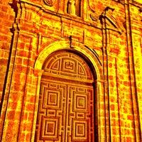 Photo taken at Plaza San Pedro Claver by Santiago D. on 5/30/2013