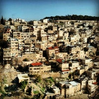 Photo taken at Jerusalem by Jordan K. on 1/11/2013