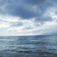 Photo taken at Napili Beach by Jordan K. on 4/22/2014