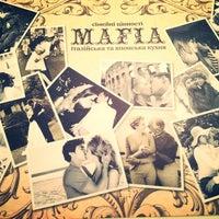 Photo taken at Мафія / Mafia by Inna B. on 7/31/2013
