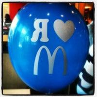 Снимок сделан в McDonald's пользователем Sergey V. 5/6/2013