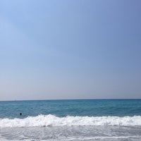 Photo taken at Celle Lido Beach Club by Federica F. on 6/21/2014