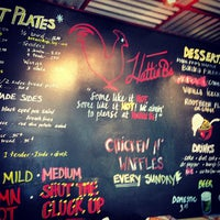 Photo taken at Hattie B's Hot Chicken by Antwaune D. on 5/19/2013