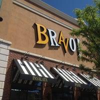 Photo taken at BRAVO! Cucina Italiana by Amanda B. on 7/6/2013