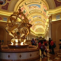 Photo taken at The Venetian Macao by Teddy B. on 6/7/2013