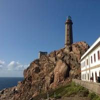 Photo taken at Faro de Cabo Vilán by Eliecer L. on 8/9/2017