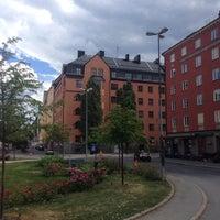 Photo taken at Flygbussarna S:t Eriksplan (B) by Irina B. on 7/19/2014