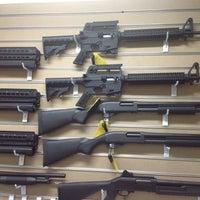 Photo taken at AAA Gun Club & Shop by AAA G. on 4/23/2013