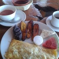 Photo taken at Restaurante Mirador by Alfonso D. on 12/30/2013