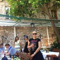 Photo taken at Restaurant Hanibal by Евгений А. on 6/18/2013