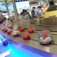 Photo taken at Wasabi Modern Japanese Cuisine by David H. on 11/25/2012
