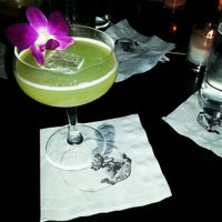 Photo taken at Pegu Club by Jessica L. on 3/28/2013
