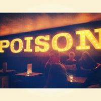 Снимок сделан в Poison пользователем Vika C. 1/25/2014