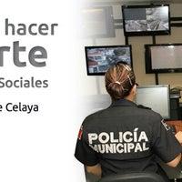 Photo taken at Policía Municipal de Celaya by Roy S. on 4/14/2013