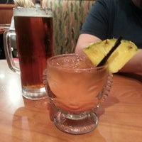 Photo taken at Red Robin Gourmet Burgers by Jamie R. on 5/25/2013