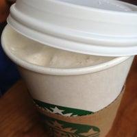 Photo taken at Starbucks by Kara P. on 6/4/2013