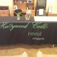 Photo taken at Hollywood Cells by Brandy M. on 7/9/2013
