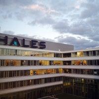 Photo taken at Thales Deutschland HQ by Petra M. on 10/16/2014