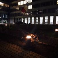 Photo taken at Thales Deutschland HQ by Petra M. on 11/17/2015