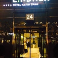 Photo taken at Lindner Hotel am Ku'Damm by Petra M. on 11/8/2014