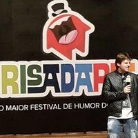Photo taken at Teatro Sérgio Cardoso by Erika on 7/10/2016