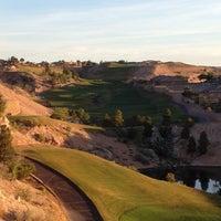 Photo taken at Falcon Ridge Golf Course by Aku D. on 5/2/2014