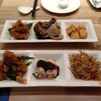 Photo taken at XiMenDing (西门町) Taiwan Cuisine by Yen C. on 12/10/2012