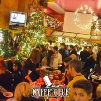 Photo taken at Caffè Club by Simone G. on 1/4/2014