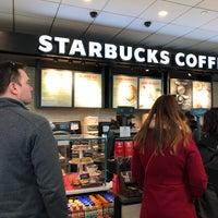 Photo taken at Starbucks by Laura M. on 1/6/2018