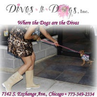Photo taken at Divas n Dogs by Lona R. on 8/2/2013