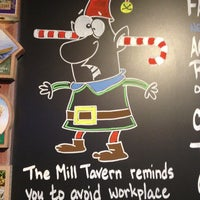 Photo taken at Mill Tavern by Kevin P. on 12/6/2013