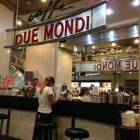 Photo taken at Caffe Due Mondi by Free Willy on 4/30/2013