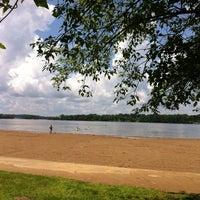 Photo taken at Lake Barkley State Resort Park by Renee F. on 7/7/2013