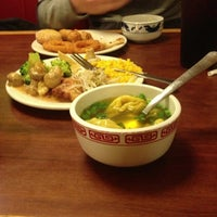 Photo taken at Fuji Chinese Buffet by Kaitlyn E. on 3/16/2013
