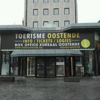 Photo taken at Toerisme Oostende by Henrik B. on 2/4/2017