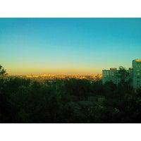 Photo taken at ост. Топографический Техникум by Глеб К. on 7/8/2014